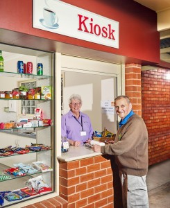 Kiosk small